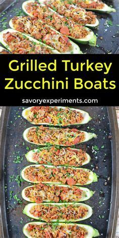 How To Make Zucchini Boats On The Grill by Top 25 Best Grilled Zucchini Boats Ideas On