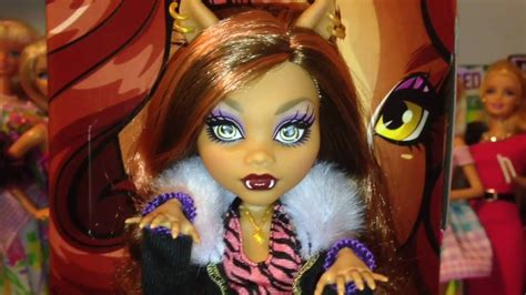 Monster High Original Ghouls Clawdeen Wolf Doll Review