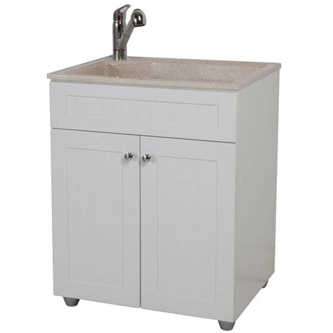 how to install glacier bay kitchen faucet glacier bay all in one 27 in w x 21 8 in d colorpoint