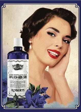 old fashioned beauty by acqua alle rose vogue it