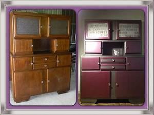 l39atelier d39ema relookeuse de meubles buffet mado des With meuble 1950