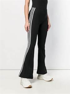 Adidas Flared Track Pants Woman