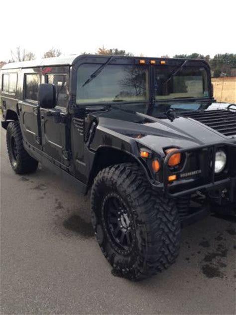 awesome hummer car find used 1996 h1 hummer awesome in excellent shape in