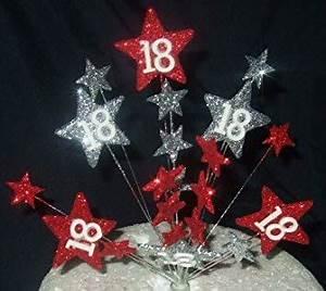 Deco 18 Ans : decoration gateau anniversaire 18 ans arts culinaires magiques ~ Teatrodelosmanantiales.com Idées de Décoration