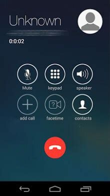 call screen  apk   android