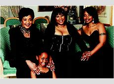 Looking back at Winnie at home with four generations of