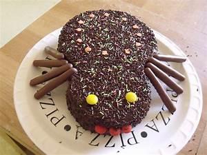 Gateau D Halloween : recette de g teau marbr d 39 halloween au gla age chocolat la recette facile ~ Melissatoandfro.com Idées de Décoration