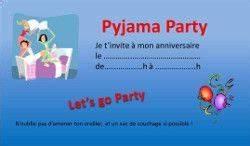Pyjama En Anglais : anniversaire th me enfant ado pyjama party id es anniversaires f te lizabeth ~ Medecine-chirurgie-esthetiques.com Avis de Voitures