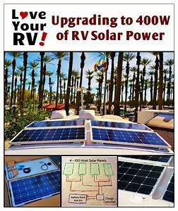 Upgrading Our Renogy Rv Solar System To 400 Watts