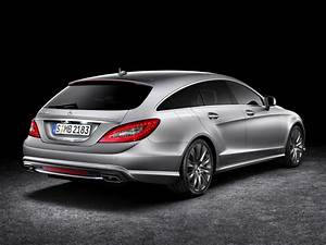 Cls 500 Shooting Brake : cls 500 shooting brake x218 silver gallery ~ Kayakingforconservation.com Haus und Dekorationen