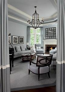 10 gray rooms inspiration part 2 pursuit of functional home With grey living room interior design
