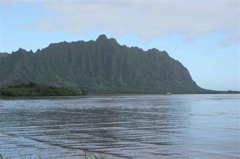 Waimea Falls North Shore Oahu Usa