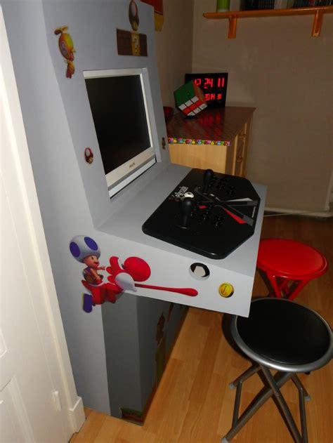 ma borne d arcade maison