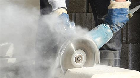 crystalline silica dust  construction distributors