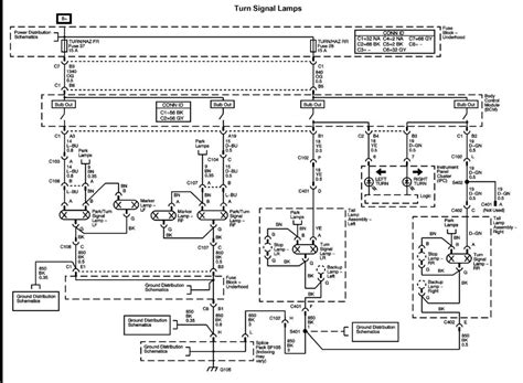 Need Wiring Schematic For Canyon Chevy Colorado