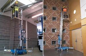Genie U00ae Awp U2122 25s Aerial Work Platform