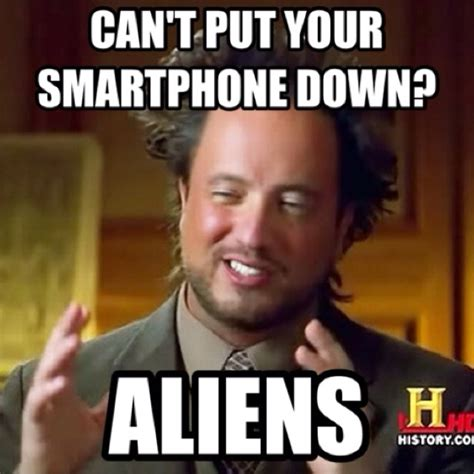 History Channel Memes - giorgio a tsoukalos meme it s aliens pinterest funny aliens and smartphone