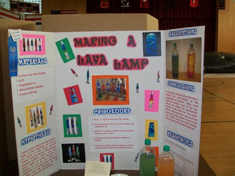 homemade lava l science fair project homemade lava l science project best home furniture ideas