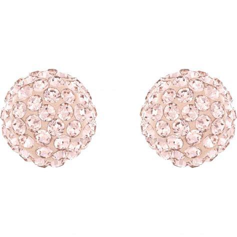 Bobble Earrings swarovski pierced earrings earrings