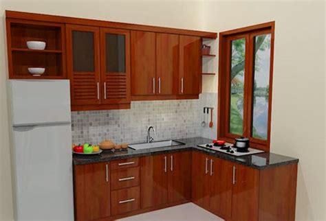 dapur mungil  cantik