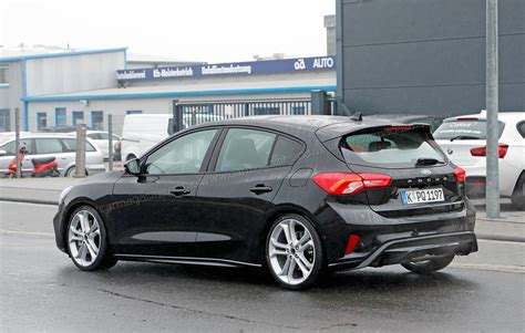 ford focus st spy  specs prices car