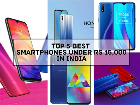 top   smartphones    india july