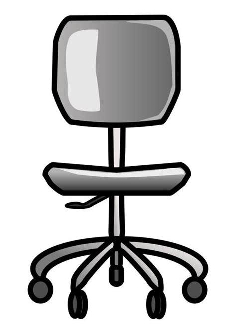 coloriage bureau coloriage fauteuil de bureau img 25685