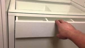 Ikea Pax Schublade : ikea wie bekommt man die schublade auf youtube ~ A.2002-acura-tl-radio.info Haus und Dekorationen