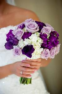 Purple Wedding - Bouquets In Purple #2107634 - Weddbook