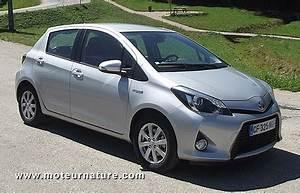 Toyota Yaris Hybride Avis : yaris hybride occasion vente yaris 100h blanc v hicule occasion dacia orange et voiture ~ Gottalentnigeria.com Avis de Voitures