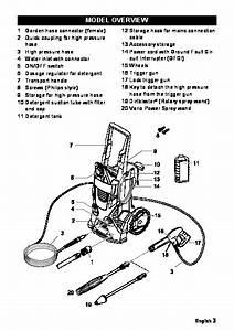 K U00e4rcher K 3 540 Electric Power High Pressure Washer Owners