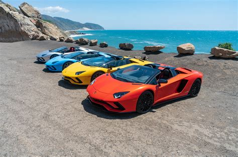 2018 lamborghini aventador s roadster review automobile magazine 2018 lamborghini aventador s roadster review automobile magazine