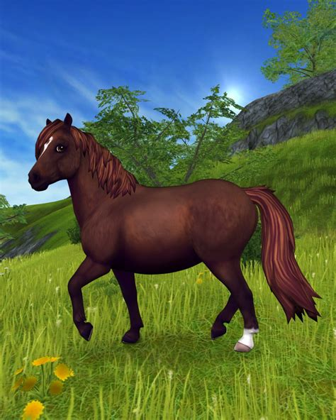 stable pony star jorvik horse ponies starstable instagram pic being jun am