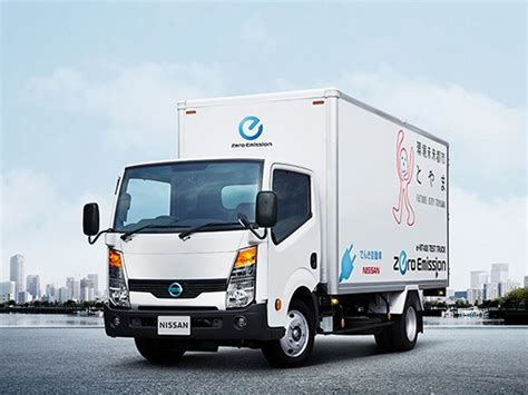 Nissan Leaf Torque by Nissan Leaf Truck Being Tested In Japan Torque News