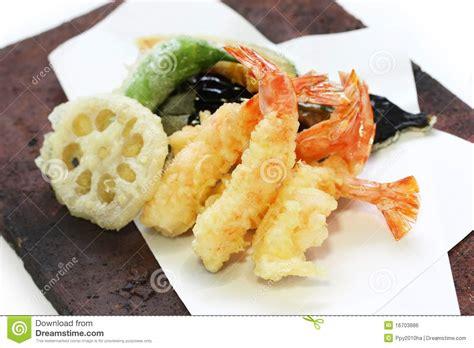cooking cuisine tempura japanese food royalty free stock image image