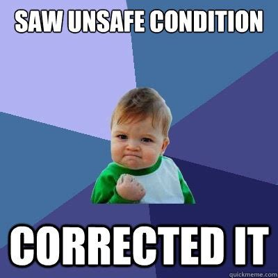 Health And Safety Meme - safety meme pictures to pin on pinterest pinsdaddy