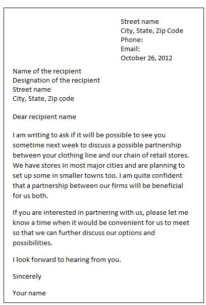appointment letter sample formal letters