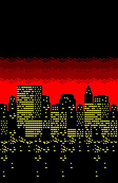 bit cityscapes    city building video