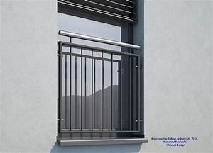 Anthrazit Ral 7016 : franz sischer balkon md 02ip pulverbeschichtet anthrazitgrau ral7016 deutschland ~ Markanthonyermac.com Haus und Dekorationen