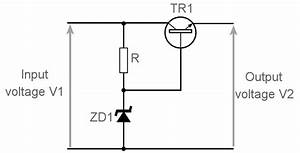 Zener Diode Circuits  U0026 Design
