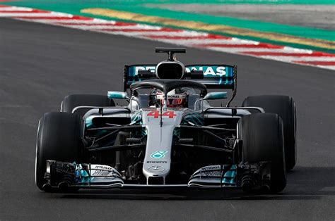 Mercedes has focussed on improving the cooling package of its 2020 formula 1 car, which has been helped by the new engine operating at a higher temperature to last year's. F1 testing: 2018 Mercedes 'feels faster' - Lewis Hamilton ...