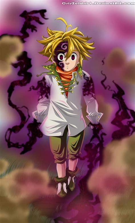 meliodasdemon  taizai nantsu  taizai  anime