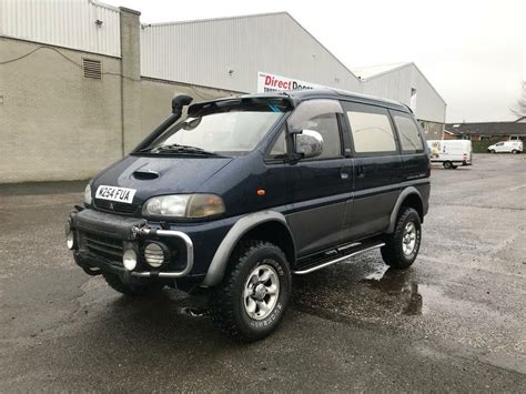 Mitsubishi Delica Backgrounds by Mitsubishi Delica L400 2 8 Exceed In Penicuik