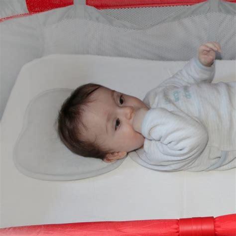 coussin coeur bebe tete plate coussin anti t 234 te plate bleu pour b 233 b 233 coussin de maitien pour enfant