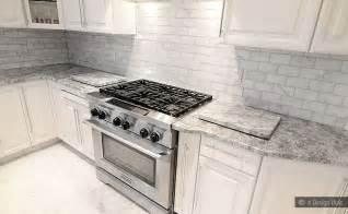 Marble Subway Tile Kitchen Backsplash White Carrara Subway Backsplash Tile Backsplash