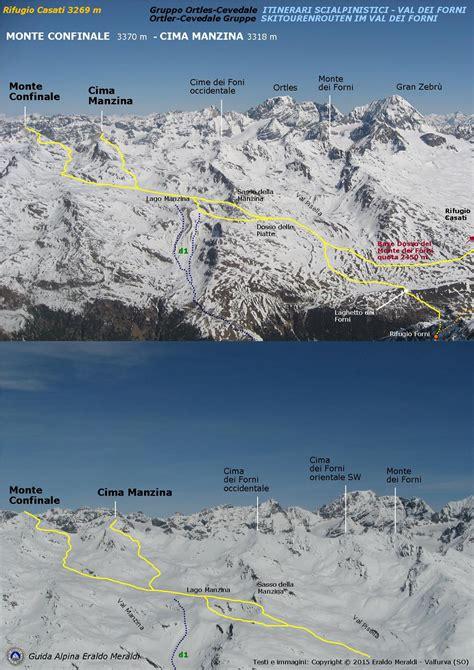 Casati Rifugio by Gli Itinerari Sci Alpinistici Dal Rifugio Casati