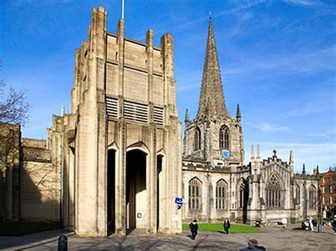 Sheffield Cathedral   Arts & Event Venue Details