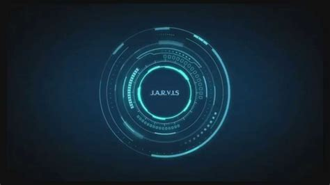 Jarvis Animated Wallpaper - j a r v i s live wallpaper