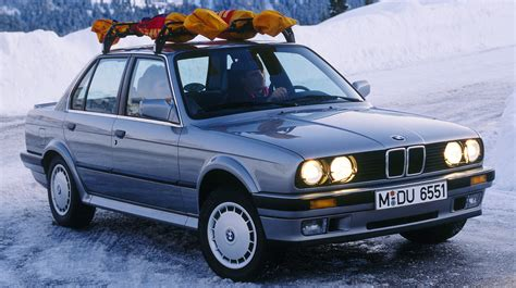 Bmw Awd by Bmw Celebrates 30 Years Of All Wheel Drive Technology