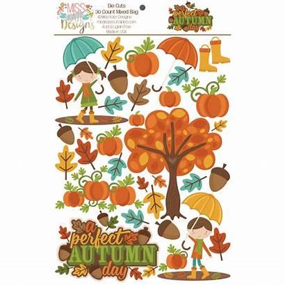 Cuttables Kate Paper Miss Misskatecuttables Autumn Svg